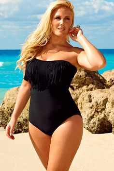 Plus Size Swimwear For Summer 2015 (2)