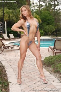 Danielle Rouleau Nude 100