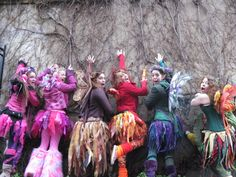 Find out all about the wonderful world of The Seelie Court Faeries!