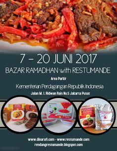 bazar rendang bumbu padang restumande juni 2017 dinarafi jakarta Padang, Juni, Jakarta, Mexican, Beef, Ethnic Recipes, Food, Meat, Eten