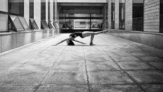 Anilec Leon Mesa, bailarina de Habana Compás Dance. Gabriel Davalos -fotógrafo-