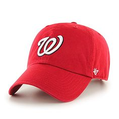 61afe461cfd Washington Nationals Adjustable Hat Washington Nationals