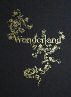 alice in wonderland, disney, wonderland
