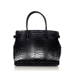 DECADENT 105 Big Shopper Croco Black. This bag fits my laptop and other work stuff. I love it.