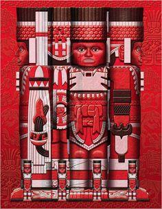 toltec warriors