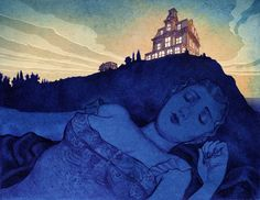 Dreaming of Daisy by Koren Shadmi