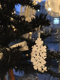 lace diary #lace #christmas #レース #miyaco