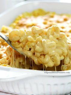 Macaroni and Cheese casserole..