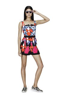 Peter Pilotto For Target: The Complete Lookbook: Look 21