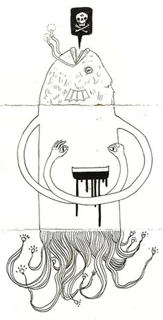 The Art of Visual Thinking  http://artofvisualthinking.blogspot.com/2012/11/exquisite-corpse.html