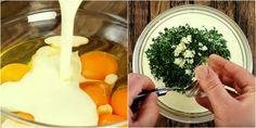 Tedd a tésztát sütőformába, öntsd rá a szószt és 40 perc múlva kész is a világ legfinomabb étele! - Ketkes.com Spagetti, Toast, Dairy, Cheese, Food, Essen, Meals, Yemek, Eten