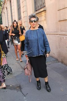 Street style Milan Fashion Week deel 2