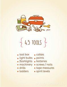 Komari - 4.5 Tools