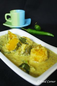 Sri Lankan Pumpkin Curry,wattakka curry with coconut.Mild spicy and thick gravy.Another Pumpkin Curry recipe from Sri Lanka Veg Recipes, Curry Recipes, Pumpkin Recipes, Indian Food Recipes, Asian Recipes, Vegetarian Recipes, Cooking Recipes, Ethnic Recipes, Kerala Recipes