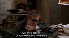 Deconstructing Harry, Woody Allen