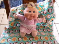 Art Threads: Wednesday Sewing - Surprise Newborn Doll Clothes