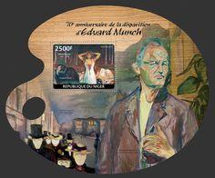 "NIG 14120 bEdvard Munch (""Ashes"" 1924)"