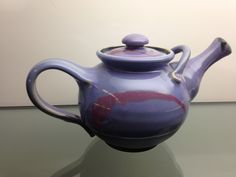 Small Tea Pot (Jenny Kelly Pottery) Beautiful hand crafted Irish tea pot from Jenny Kelly Pottery, Co. RRP: Our Price: