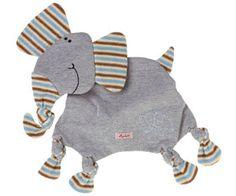Sigikid Schnuffeltuch Elefant - Testberichte und Preisvergleich von Shops