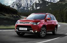 Mitsubishi Outlander toont nieuw gezicht