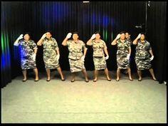 Coreografia Congresso de Mulheres 2015 AD Belém