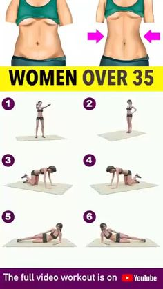 Workout Videos For Women, Gym Workout Videos, Gym Workout For Beginners, Workout Plan For Women, Fitness Workout For Women, Fitness Workouts, Woman Workout, Fitness Motivation, Beginner Workouts