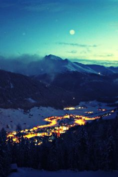 Davos. This is where I spend my Christmases. Can't complain..
