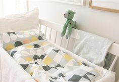 baby bedding from Majvillan