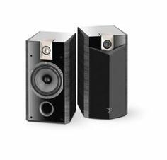 Focal Chorus 806 V Bookshelf Speakers Ebony: Amazon.co.uk: Electronics