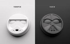 白兵與黑武士的咖啡杯設計讓你感受星際大戰的「原味覺醒」 | ㄇㄞˋ點子靈感創意誌