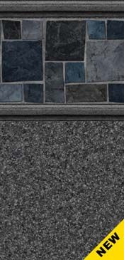 Latham crystal vinyl pool liner click pattern for large image pools pinterest vinyls for Highbury swimming pool timetable