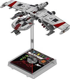 Star Wars X-Wing: K-Wing | Gry figurkowe \ Star Wars: X-Wing | Tytuł sklepu zmienisz w dziale MODERACJA \ SEO