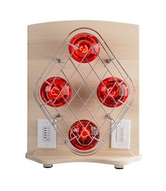 Feel warmth instantly (Infrared bulbs included) Auto shut off/Count down timer/Light selector Sauna Lights, Portable Sauna, Red Light Therapy, Canvas Tent, Infrared Sauna, Comfy, Saunas, Fibromyalgia, Exercise