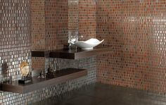 No 1740 Rich finish in Mosaic Format