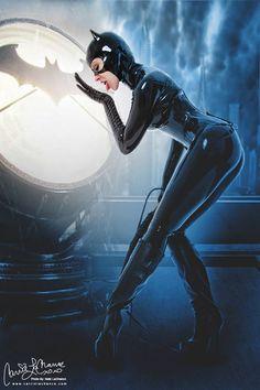 Black Adam New 52 Wallpaper Catwoman Cosplay On Pinterest
