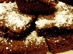 bella: Lizzie's Kitchen: Quick and Easy Brownies