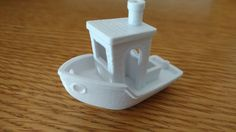 #3DBenchy - The jolly 3D printing torture-test 3D Print 17964