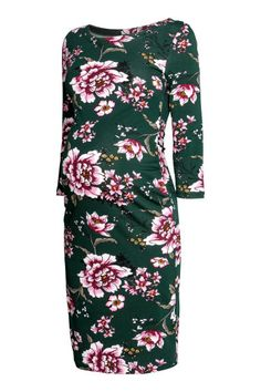 Dorothy Perkins Maternity Ruch Wrap Nursing Dress Vestido para Mujer