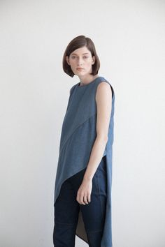 Zero + Maria Cornejo   Spring/Summer 2017   Japanese Denim