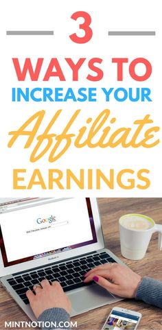Earn $50,000 per month in affiliate income. Affiliate marketing can be a great way to make money online and you don't even need a website or blog to start earning. Click through to learn how to increase your affiliate earnings!