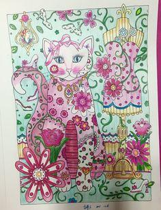 Creative Cat dressmaker