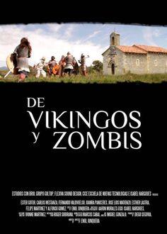 De vikingos y de zombis.