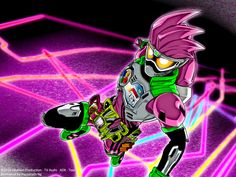 Sorry for making you guys waiting, but here's a new artwork. The artwork depicts Kamen Rider Ex-Aid Action Gamer Lv.2 from Kamen Rider Ex-Aid. Kamen Rider Ex-Aid is belongs to Ishimori Produc...