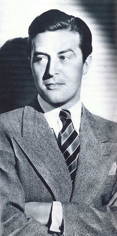 Ray Milland in 1938