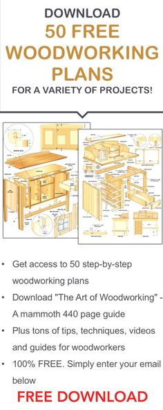 #woodworkingprojects #furnitureplans