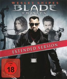 Blade: Trinity (2004) in 214434's movie collection » CLZ Cloud for Movies