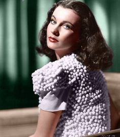 **Vivien Leigh - gorgeous film star**