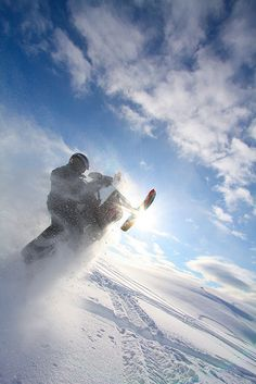Snowmobile in Alta, Norway !!! | Flickr - Photo Sharing!