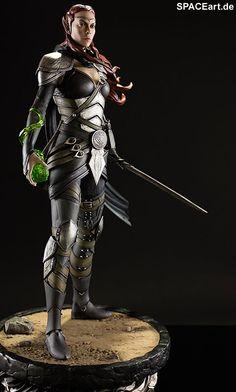 The Elder Scrolls Online: Heroes of Tamriel - High Elf, Statue ... http://spaceart.de/produkte/tes001.php