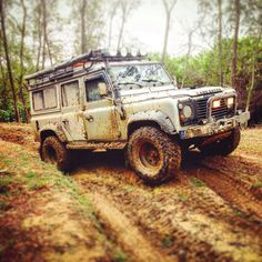 Land Rover Defender 110 Off Road...living adventure.